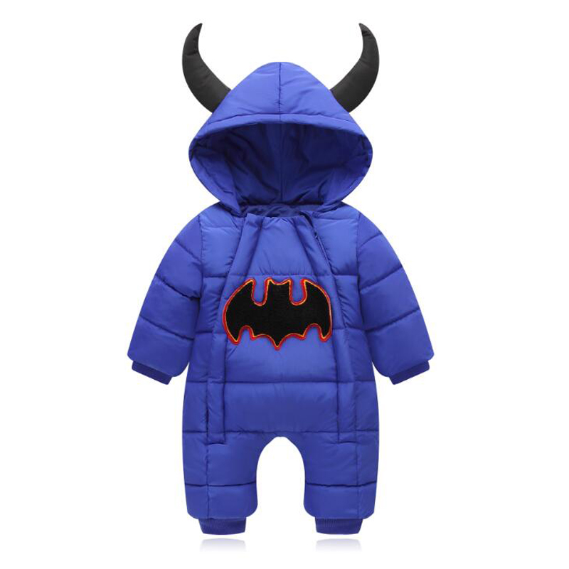 BABY CLOTHES for NEWBORNS KIDS ROMPERS Boys Cartoon JUMPSUIT BABY Infantil Pajamas ROMPERS CHILDREN Winter Overalls Rompers baby clothes baby rompers winter christmas costumes for boys girl zipper rabbit ear newborn overalls jumpsuit children outerwear
