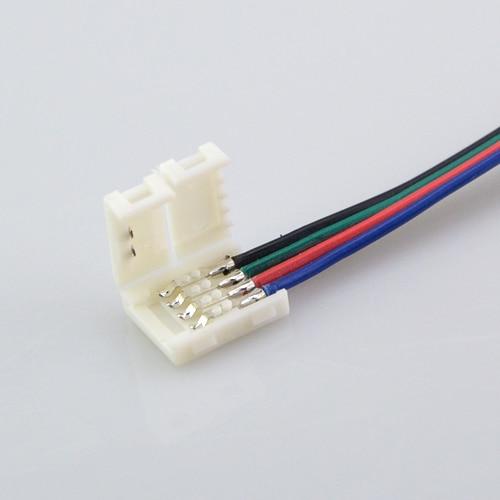 Rgb strip light connectors 100 images led strip light rgb strip light connectors 1 pcs led rgb strip light connector line 4 pin diy pcb rgb strip light connectors aloadofball Images