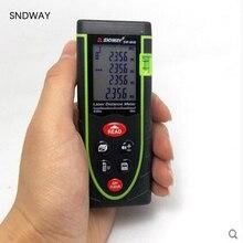 Sale 40 60 80meter Portable range laser teste Heigh range finder high-precision infrared measuring instrument laser electronic scale