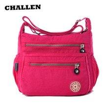 Hot !!!Women Messenger Bag Nylon Women Bags Shoulder Crossbody Bags Fashion Ladies Handbags 9 color School Bags Sac A Main AC001