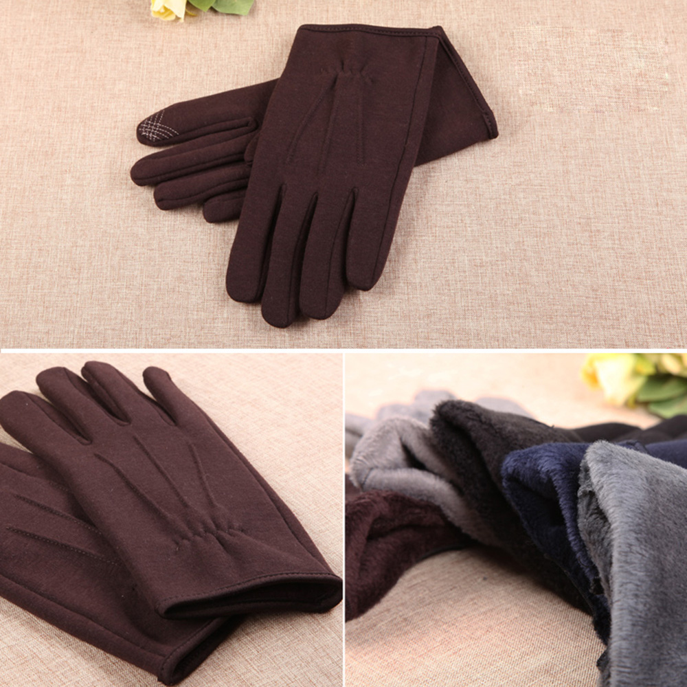 Men 39 S Spring New Driving Windproof Warm Gloves Fashion Thin Touch Screen Gloves BM014N1 in Men 39 s Gloves from Apparel Accessories