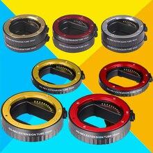 DG-NEX Металл Автофокус Аф макро расширение DG кольцо с полной Рамки для Sony E-Mount a7 ar7 a6000 NEX-7 NEX-6 NEX-5R nex-5t