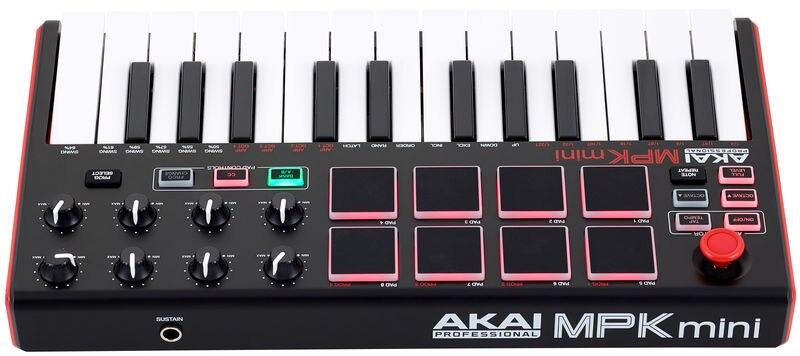 D'origine MPK mini Mk2 Version Normale Plaisir Musical Instrument jouet sonore - 2