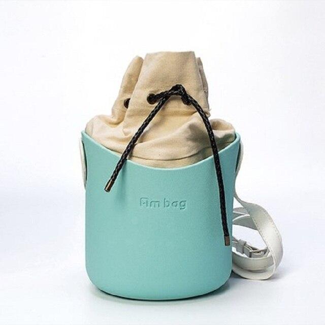 c2a284d31 DIY Bucket Mini Messenger Bag Beach O Bag Price Women's Bags Fashion Obag  Ambag Handles Accessories EVA Dollar Price tote bag