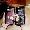 For Iphone 6 6s 7 Plus Summer Pretty Cute Cool Rabbit Duck Kiss Liquid Glitter Quicksand