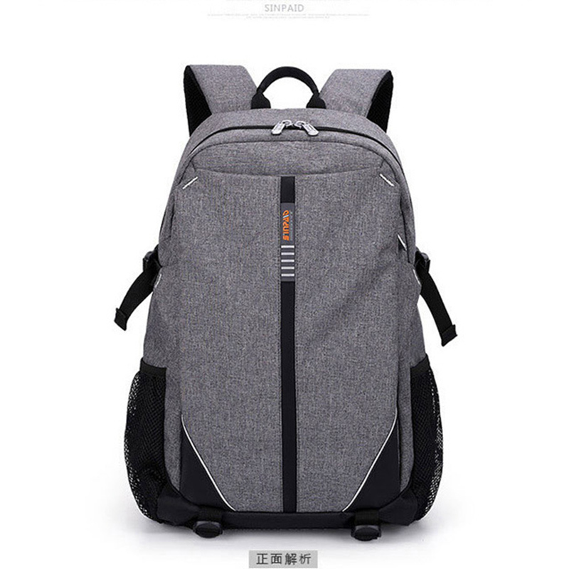 ФОТО New backpack shoulder bag Fashion leisure business computer bag Large-capacity leisure wild White-collar essential