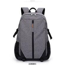 Neue rucksack umhängetasche Mode freizeit business laptop-tasche Große kapazität freizeit wilden Weißen-kragen ätherisches