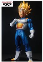 DRAGON BALL Z vegeta Figurine Super Saiyan SCultures big 6 special version PVC Figure toy