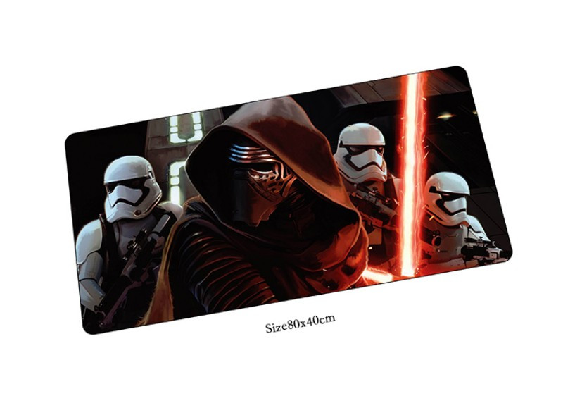 star wars mouse pads big pad to mouse notbook computer mousepad 800x400x3mm gaming padmo ...