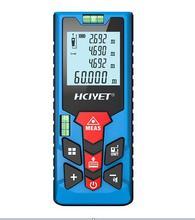 Mileseey X6 laser distance meter electronic roulette digital tape rangefinder trena metro laser range finder measuring tape
