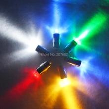 12 шт. погружной светодиодный Круглые лампы водонепроницаемый воздушный шар огни для бумажный фонарь воздушный шар вечерние свадебные украшения вазы