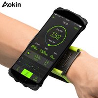 Aokin 6 0 Universal Sports Phone Pouch For IPhone X 8 7 6S Plus Running Arm