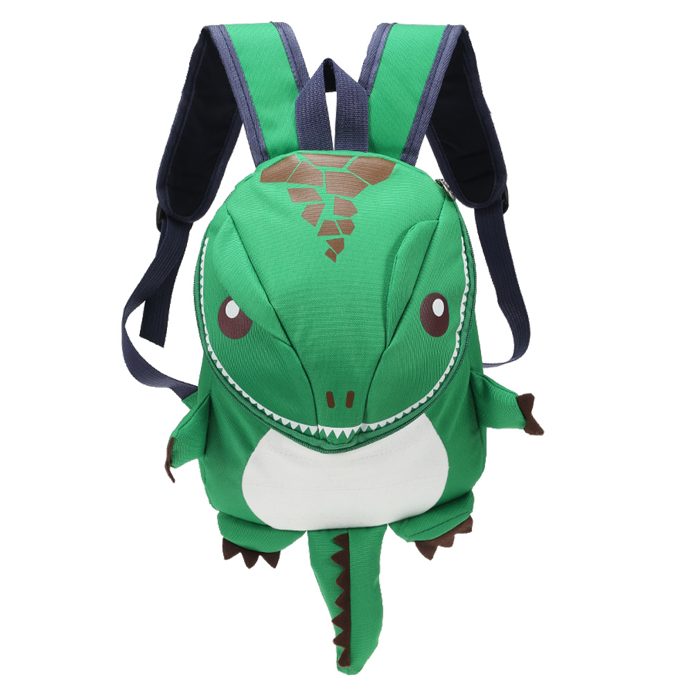 2019 3D Dinosaur Baby Bag For Boys Girls Waterproof Children Backpacks Kids Small Bag Cute Animal Prints Cartoon Bags Toys Gifts
