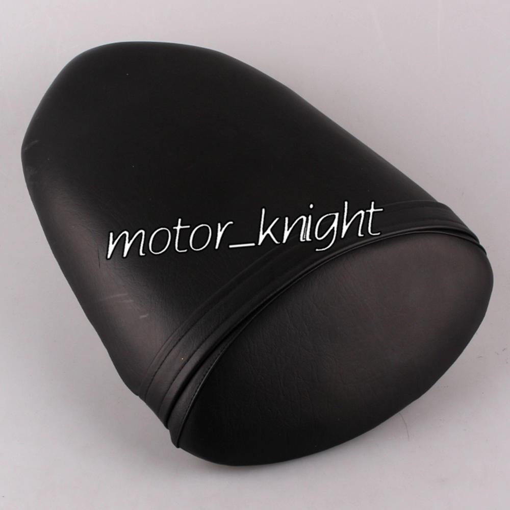 New Rear Passenger Seat Cushion Pillion For Kawasaki ZX250R 2008 2009 2010 2011 2012 Black