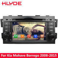 KLYDE 4G Android 8.0 7.1 Octa Core 4GB+32GB Car DVD Player Stereo For Kia Mohave Borrego 2008 2009 2010 2011 2012 2013 2014 2015