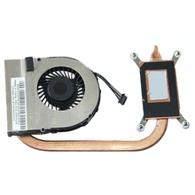 Laptop cpu-lüfter-kühlkörper für lenovo thinkpad l560 serie, fru 00ny528