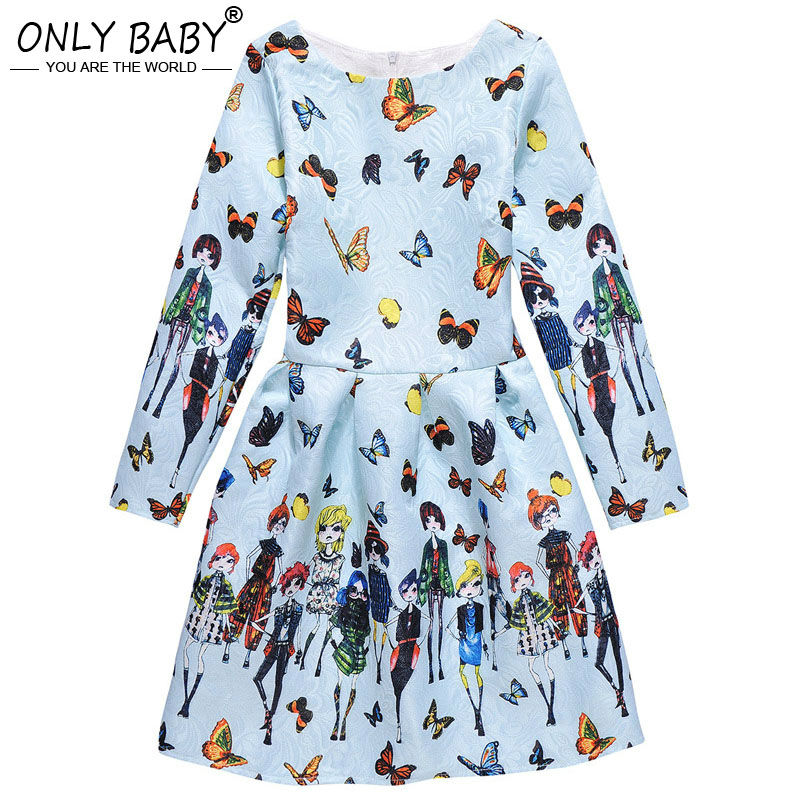 d3b1941314cf Detail Feedback Questions about Brand Baby Dress Long Sleeve ...