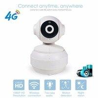 3g 4 г GSM sim карты Мобильного IP Камера CCTV 1080 P HD PTZ Беспроводной Батарея P2P сети видео дома безопасности Видеоняни и радионяни двусторонней Aud