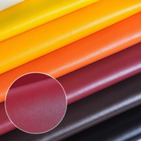 138x100 cm Soft Pu Napa Eco Leather Fabric Artificial Leather For Car Seats Sofa Furniture Upholstery Waterproof Material