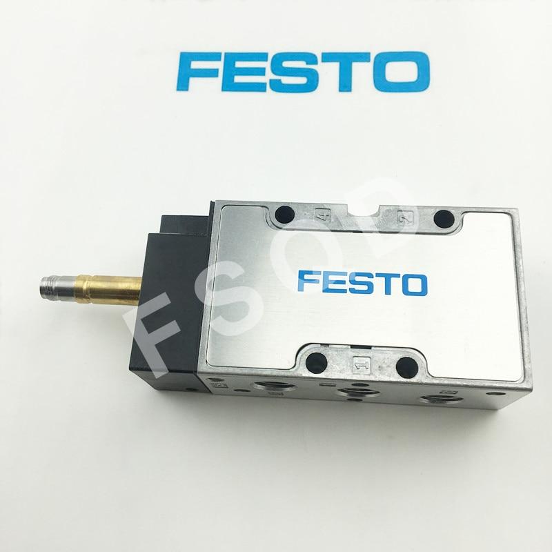 MLH 5 1 4 B FESTO pneumatic components original solenoid valve MLH series