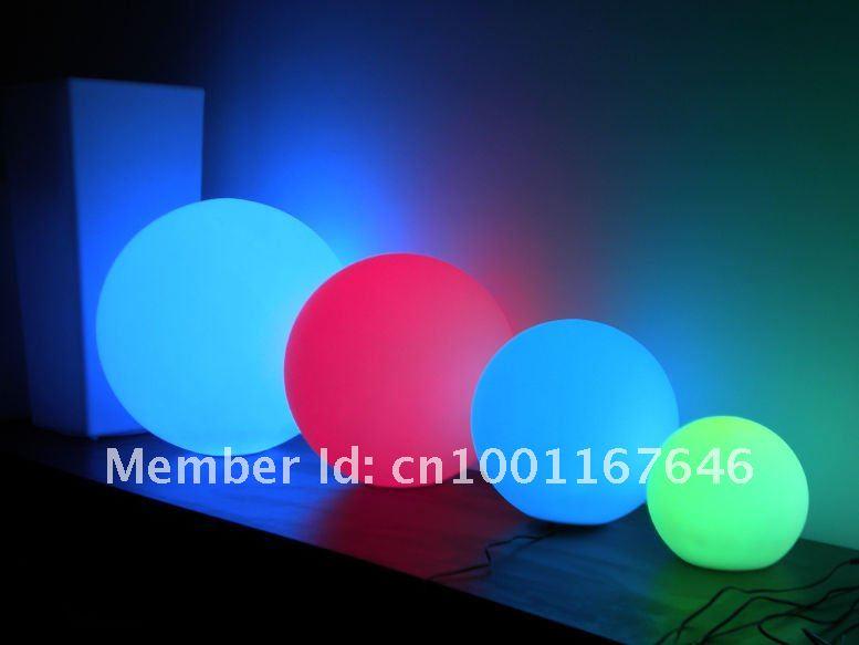 30cm+40cm LED ball lamps 2pcs in one lot уровень 30cm 40cm 50cm
