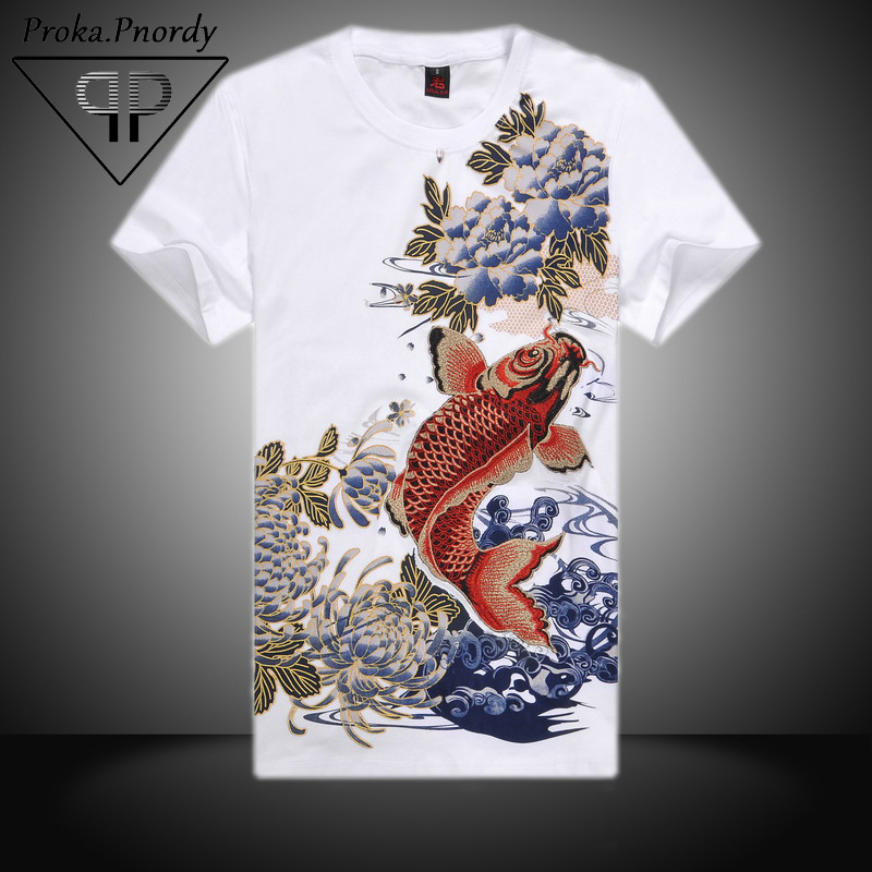 Hochwertige 100% Baumwolle Proka Pnordy Markenkleidung Herrenmode - Herrenbekleidung - Foto 1