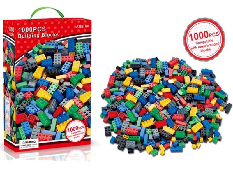 1000pcs Designer Creative Classic DIY Series Action Bricks Set Model Building Blocks Educational Children Toys Christmas Gift 1000pcs designer diy gift toy building blocks bricks constructor set educational assembly toys compatible with legoingly bricks