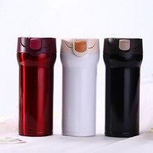 L thermosflasche tassen thermosflasche edelstahl 304 reisebecher thermo flaschen saugnapf isolierte vakuumflasche