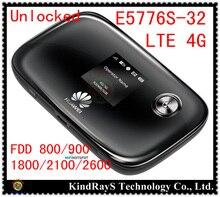 Unlocked Huawei E5776s-32  lte 4g Wifi Router Mobile Hotspot 4g mifi dongle wifi router 150mbps e5776 pk E5372 e589 e5878 e5786