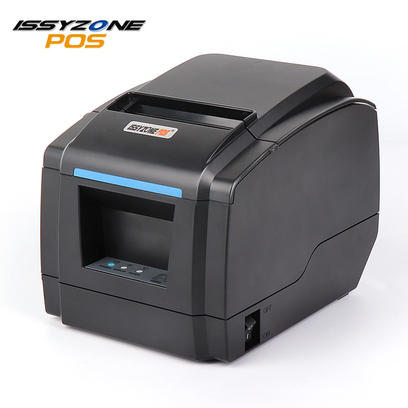 USB/Ethernet/Serial Interfaces 80mm thermal receipt bill printers Kitchen Restaurant POS printer With automatic cutter