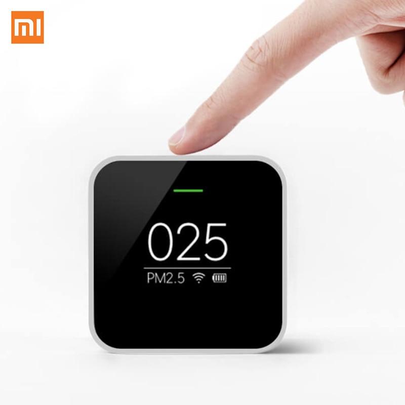 Xiaomi Sulfur Dioxide Nitrogen Oxide Sencon PM2.5  Detector Use With Air Purifier Companion  Air Quality Monitoring