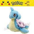 "No.131 13cm Pokemon Center Lapras Plush Pupazzo Lokhlass Rapurasu Pokedoll Figure Stuffed Doll Kids Toy Approx 6"" Free Tracking"
