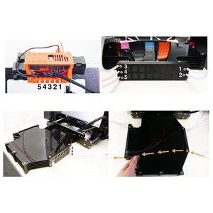 Image 4 - שיבוט Prusa i3 MK2.5S MK3S MMU2S ערכה מלאה (אין מדפסת חלק) עבור Prusa i3 MK2.5S/MK3S רב חומר 2S ערכת שדרוג