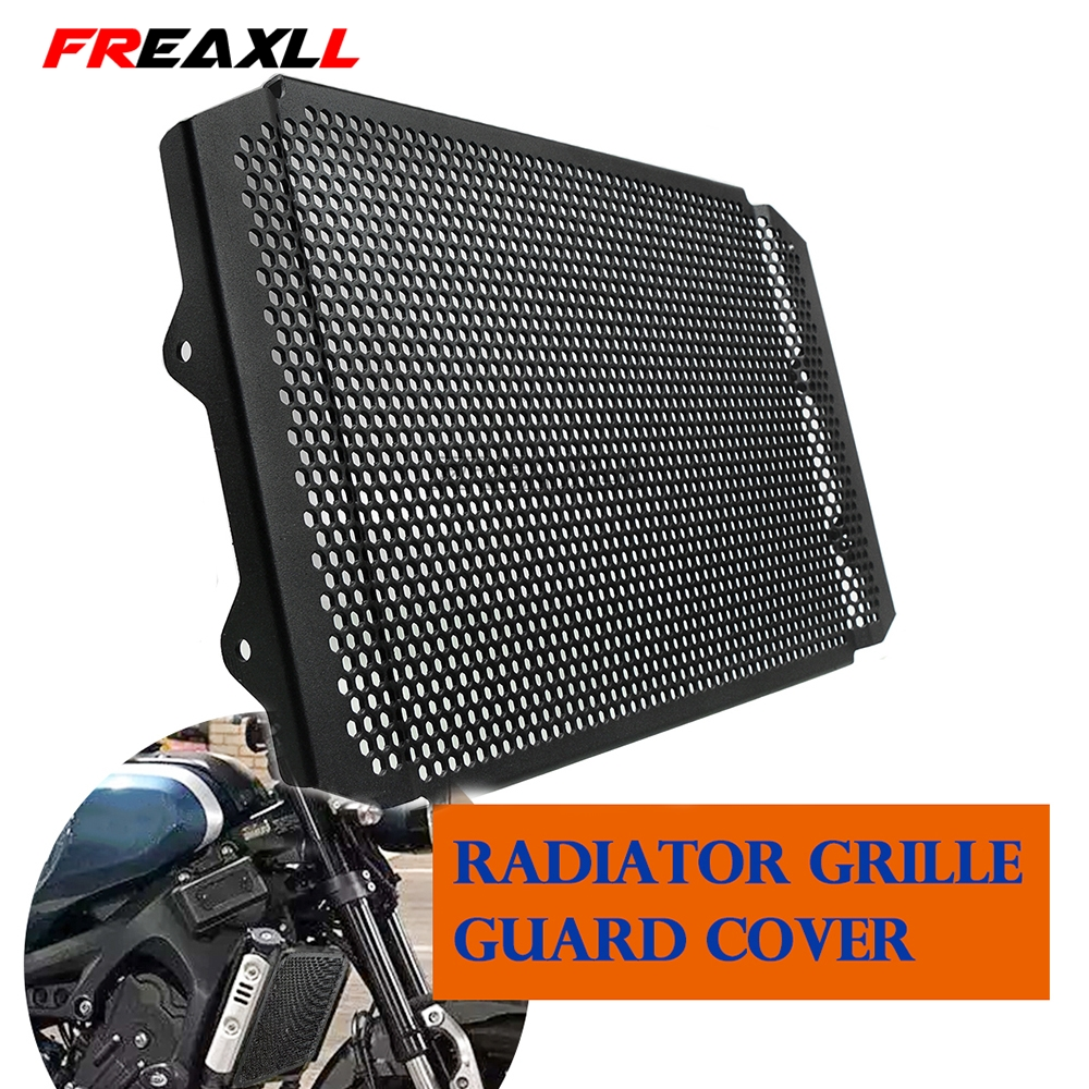 FZ-09 MT-09 Motorcycle Aluminum Radiator Grille Guard Moto Protector Grill Cover For YAMAHA FZ09 FZ 09 MT09 MT 09 2017 2018 2019