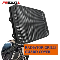 FZ 09 MT 09 Motorcycle Aluminum Radiator Grille Guard Moto Protector Grill Cover For YAMAHA FZ09 FZ 09 MT09 MT 09 2017 2018 2019