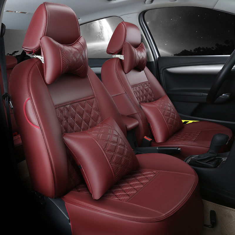 Online Get Cheap Fitted Seat Covers Aliexpress