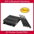 Wi-fi маркетинга в социальных медиа bluetooth реклама устройство Bt-толкатель COMBI PRO + (НУЛЕВОЙ стоимости рекламы системы в любом месте в любое время)
