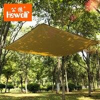 Hewolf Ultraleicht 2 Personen Velarium Wasserdichte Multi-verwenden Sonnenschirm Zelt Im Freien Strand Park Camping Picknick Sonnenschutz Baldachin