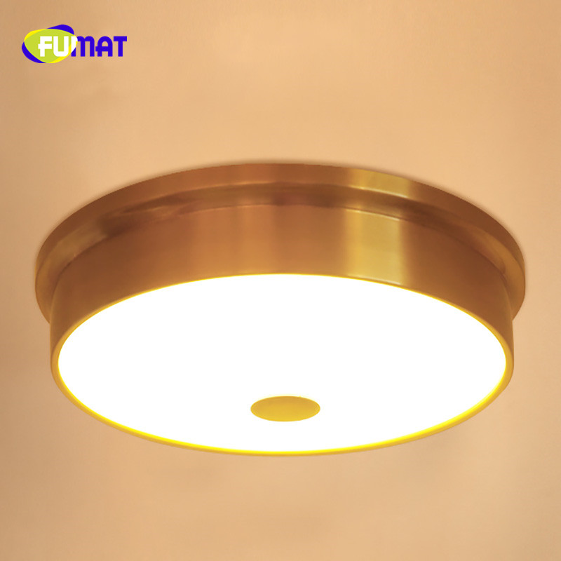 Brass Ceiling Light 12