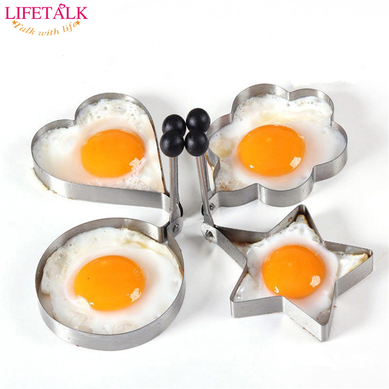 4Pcs Big Size Stainless Steel...