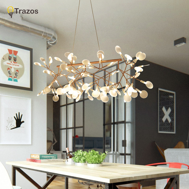 Led modern chandeliers lamp for living room bedroom lamparas led modern chandeliers lamp for living room bedroom lamparas colgantes nordic lustre luminaire industrial lighting fixtures aloadofball Image collections