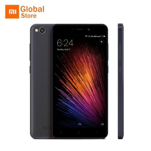 Глобальная версия Xiaomi Redmi 4A 2 ГБ Оперативная память 32 г Встроенная память мобильного телефона Snapdragon 425 Quad Core 13MP 3120 мАч Батарея 5.0 дюймов ce B4 B20