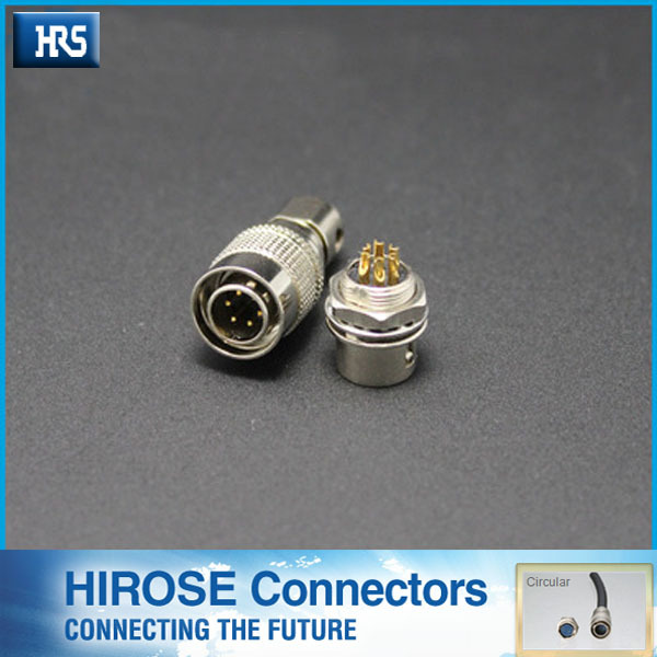 HIROSE connector  HR10A-7P-6P(73) /HR10A-7R-6S(73),6pin hirose connector plug socket,6pin connector,connectors auto connector hr10a 7p 5s 73