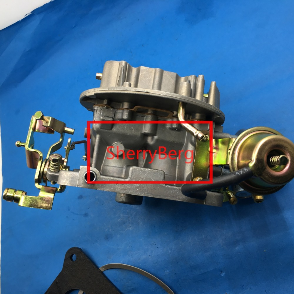 US $139 99 |Brand new carb replacement for MotorCraft 2100/2150 fit for  Jeep/AMC/Eagle/Pacer Carb Carb Upgrade 258/4 2 1 08 Venturis-in Valves &  Parts