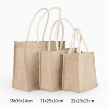 Women Student Cotton Linen Fashion Shoulder Tote Handbag Eco Shopping Large Capacity Canvas Purse Pouch