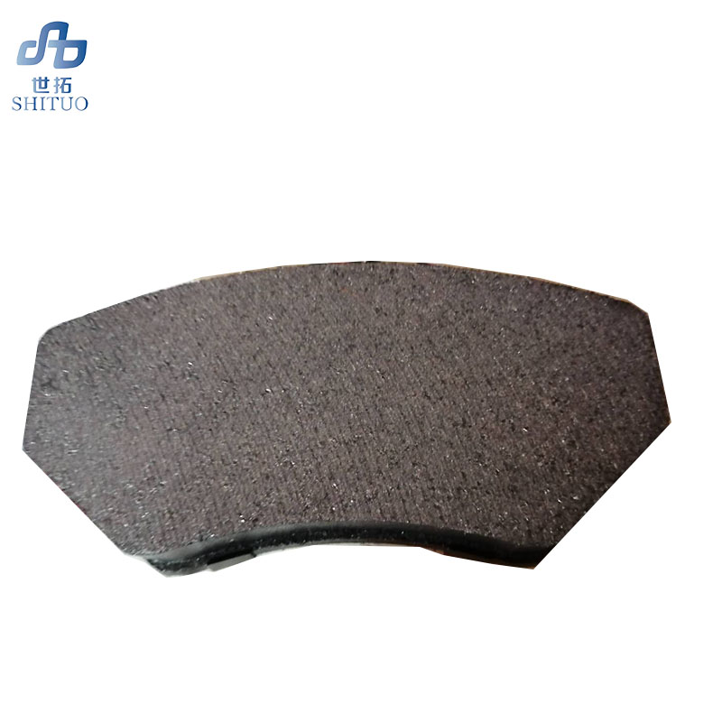 4pcs set high ceramics brake performance front brake pads for geely panda in Car Brake Pads Shoes from Automobiles Motorcycles