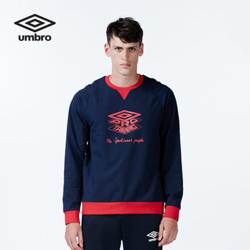 Umbro New Men Sports Turtleneck Fleece Sports Clothings Running Jackets No Cap Clothings Sports Sweaters Sportswear UO173AP2411