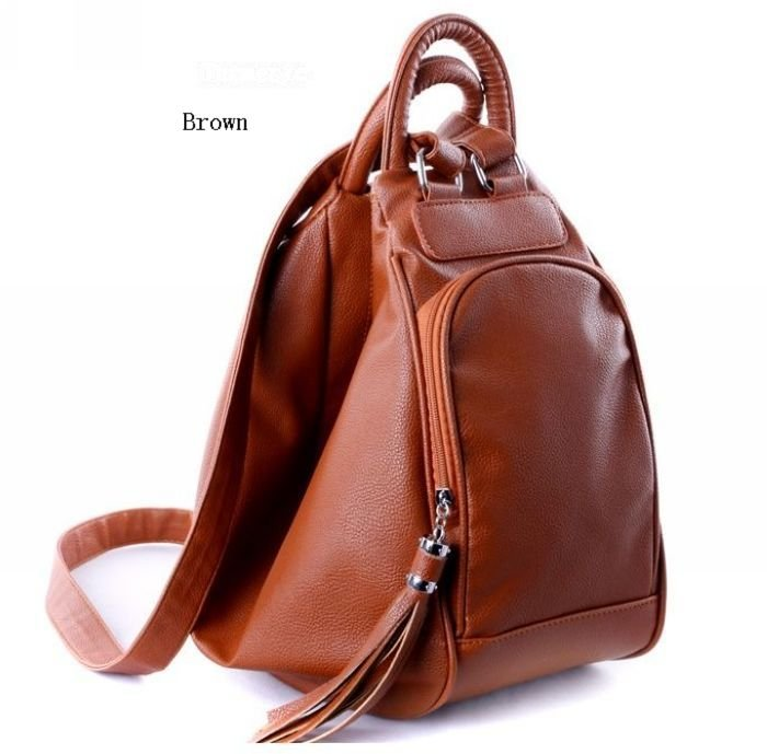 Leather Laptop Backpacks For Women | Crazy Backpacks - Part 1462833084