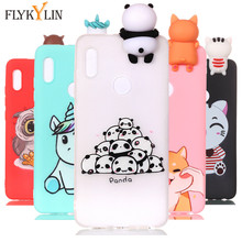 P20 Lite Phone Cases sFor Coque Huawei P20 Lite P20 Pro Case Soft 3D DIY Panda Bear Doll Toys Case for Huawei P10 P8 Lite 2017