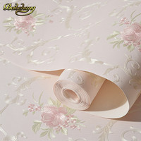 Modern Non Woven Wood Texture Nonwove Wallpapers Wall Paper Roll Living Room Super Wool Madeira Papel